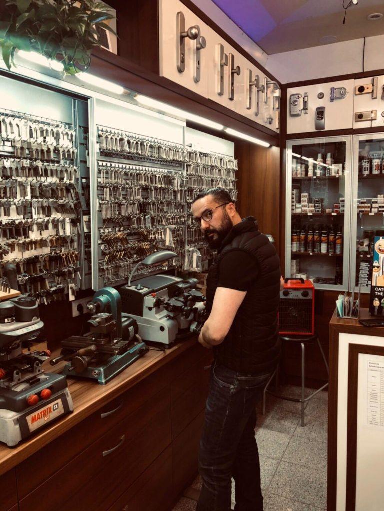 Sicherheitszylinder | Aufsperrdienst Natan